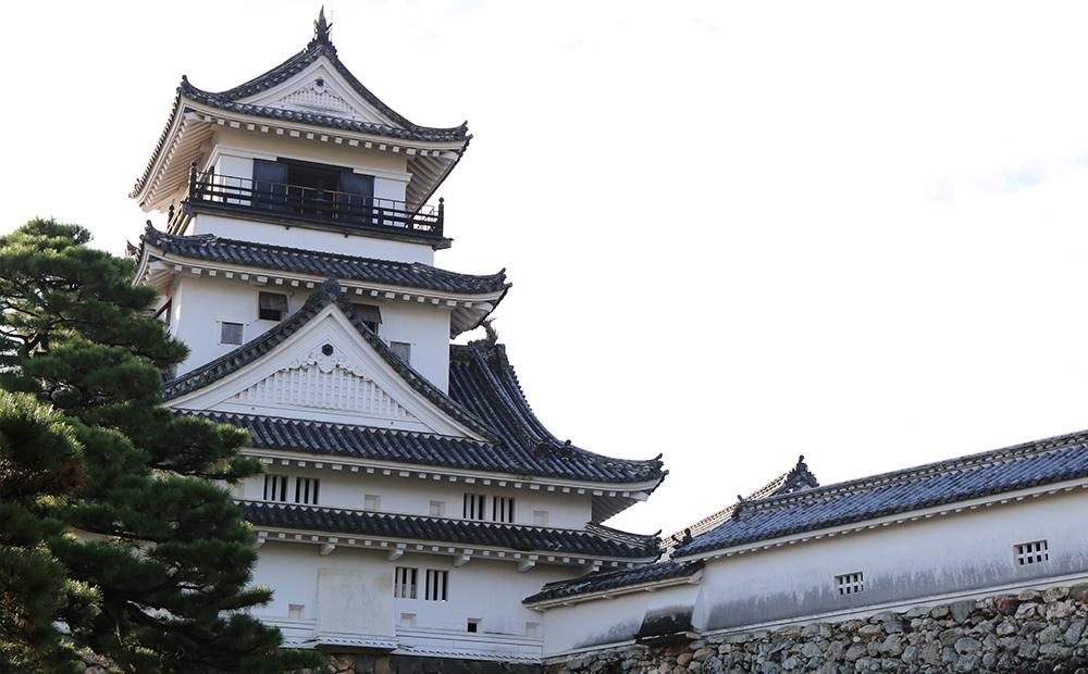 高知城 イメージ