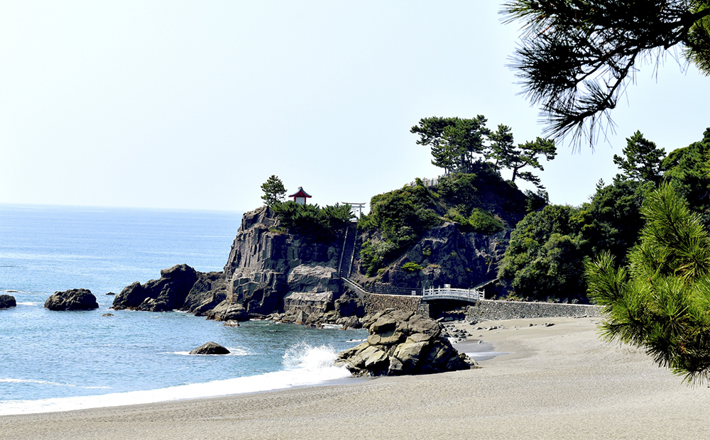 ミコノス島のビーチ